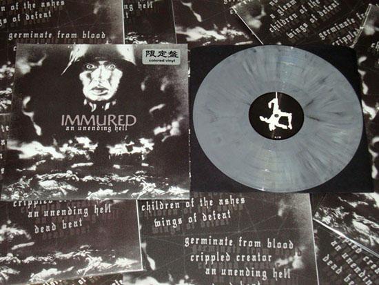 IMMURED - An Unending Hell